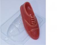 """Пластиковая форма """"ботинок"""""""