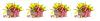 """Водорастворимые картинки """"Букет тюльпанов"""""""
