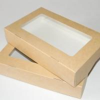 Коробка с окошком 250*150*40 мм