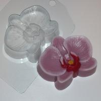 """Пластиковая форма """"орхидея"""""""