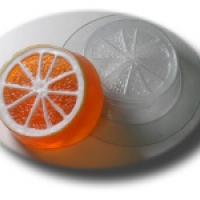 """Пластиковая форма """"Апельсин """""""