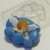 """пластиковая форма """"ангел в облаках"""""""