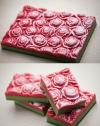 "Пластиковая форма ""Розы под нарезку"""