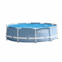 Бассейн каркасный (305Х76см)+насос-фильтр INTEX арт.28702