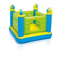 "Игровой центр - батут ""Маленький замок"" (132х132х107см) 48257"