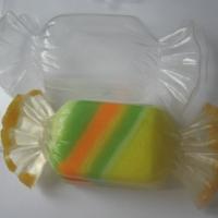 """Пластиковая форма """"конфетка"""""""
