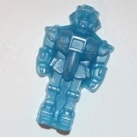 """Пластиковая форма """"робот"""""""