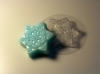 """Пластиковая форма """"Маленькая снежинка"""""""