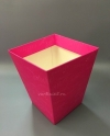 КАШПО_трапеция картон (малиновый с надписями)