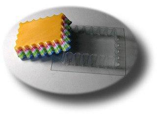 Пластиковая форма волнушка