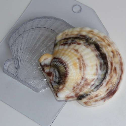 Пластиковая форма Ракушка/Гребешок