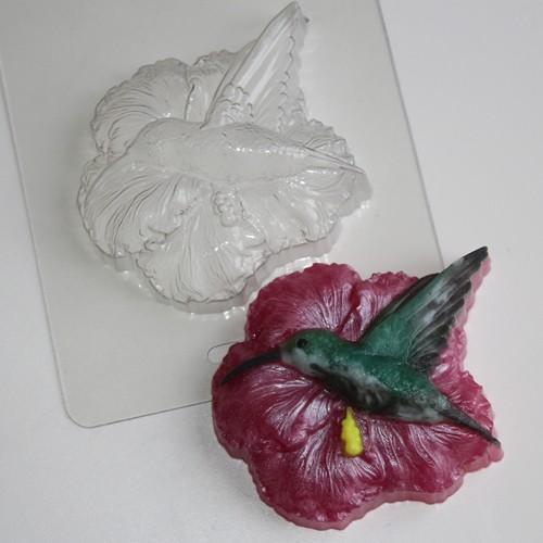 Пластиковая форма Колибри