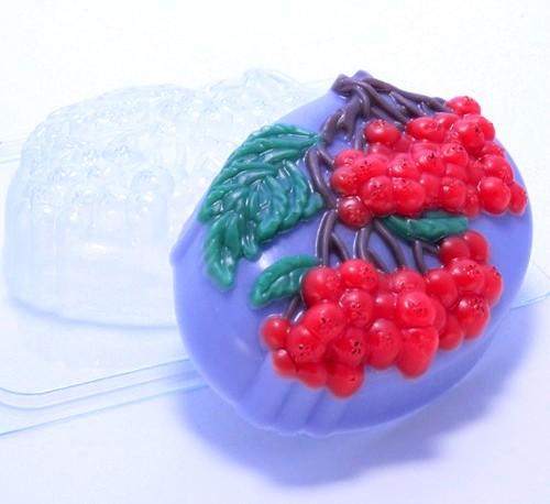 Пластиковая форма Гроздья рябины