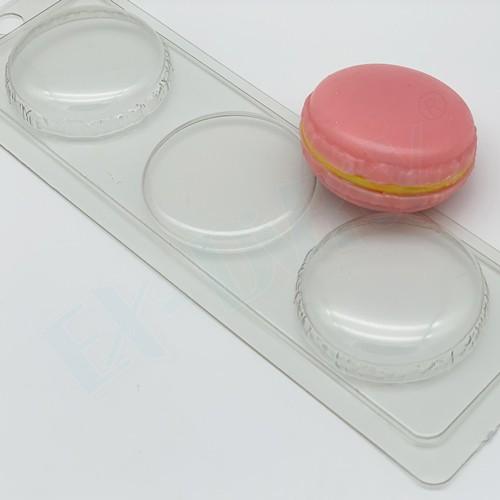 Пластиковая форма Макарон D52 мм