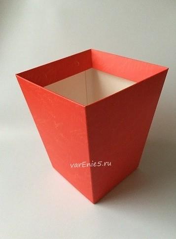 КАШПО_трапеция картон (красное с надписями)