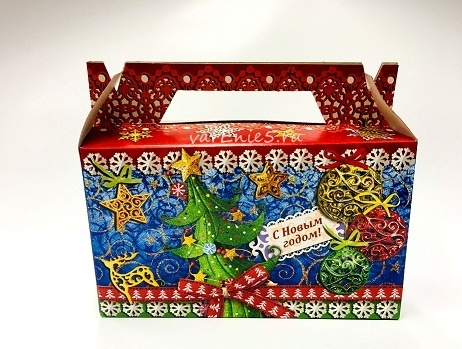 Коробка Новогодняя_2