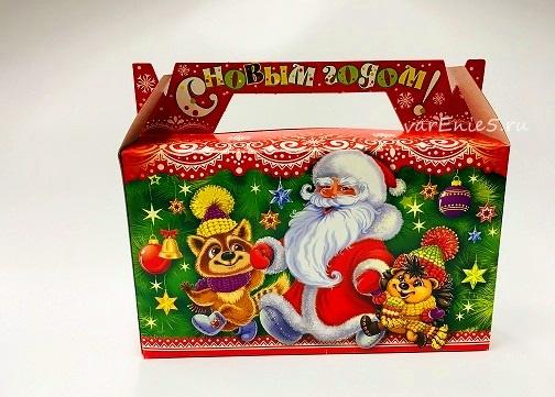 Коробка Новогодняя_3