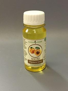 Абрикосовое масло сыродавленное , 50 мл