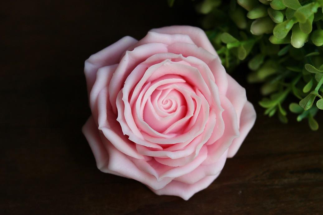 Силиконовая форма Роза_1