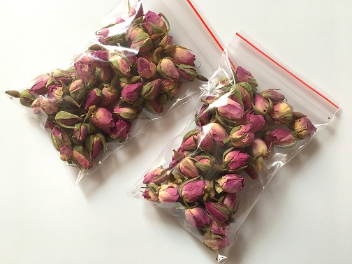 Сухоцветы Бутон розы, 15г