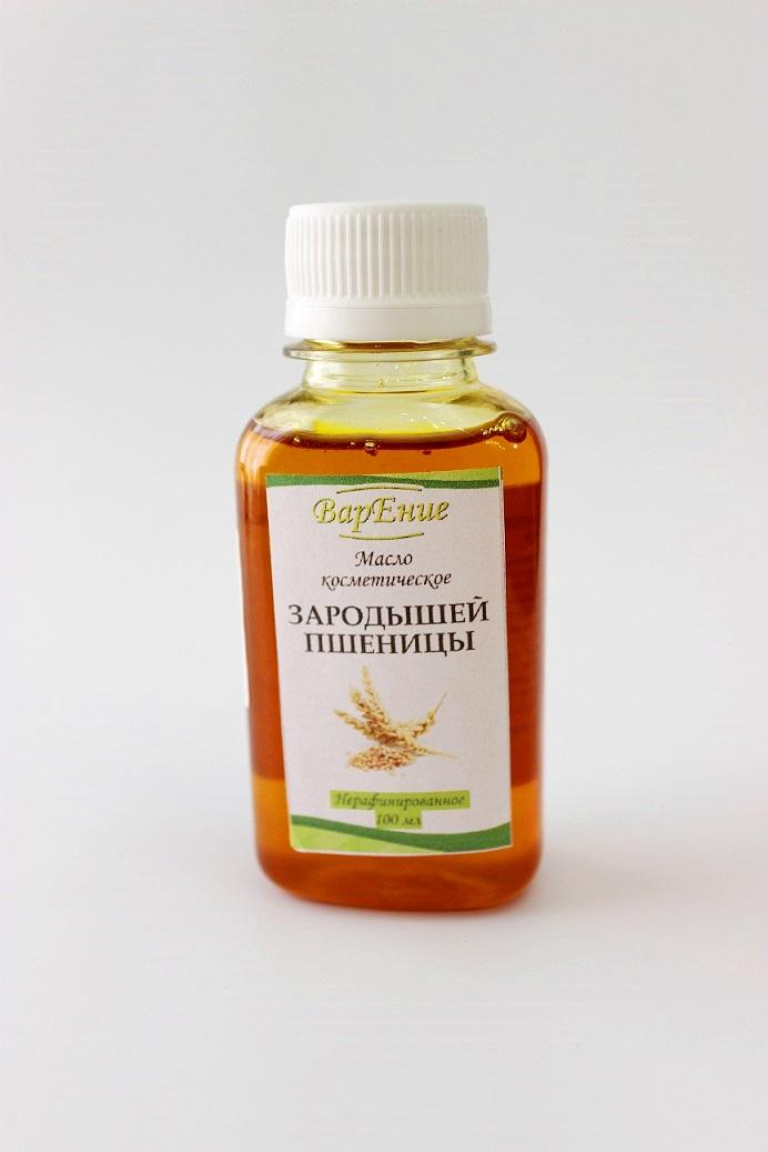 Масло зародышей пшеницы, нераф., 100мл