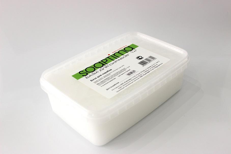 Основа Soaptima для скрабов, 1 кг