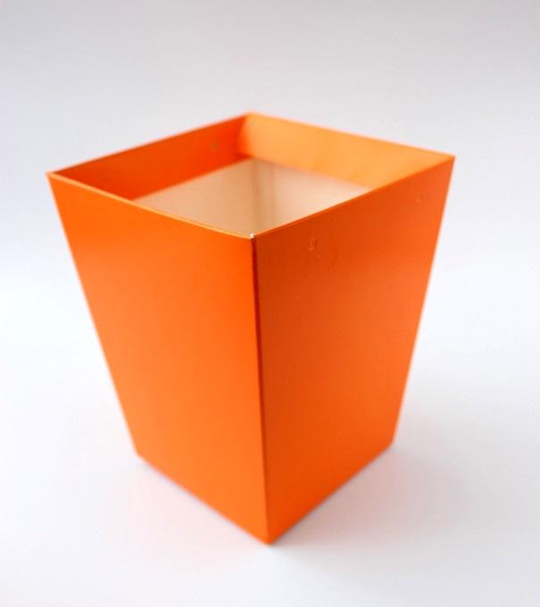 КАШПО_ трапеция картон (апельсин)
