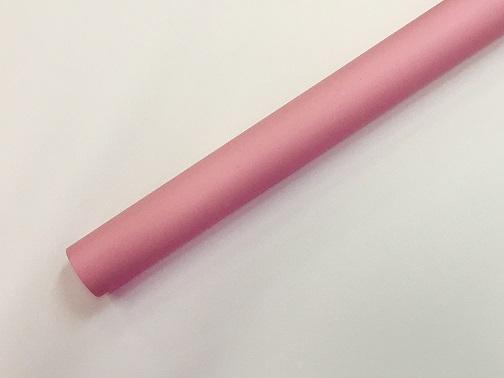 Пленка цвет розовый, рулон
