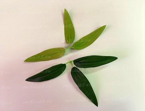 Лист тюльпана, 10шт