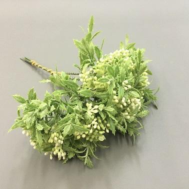 Срез полыни цветущей