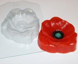 Пластиковая форма Мак