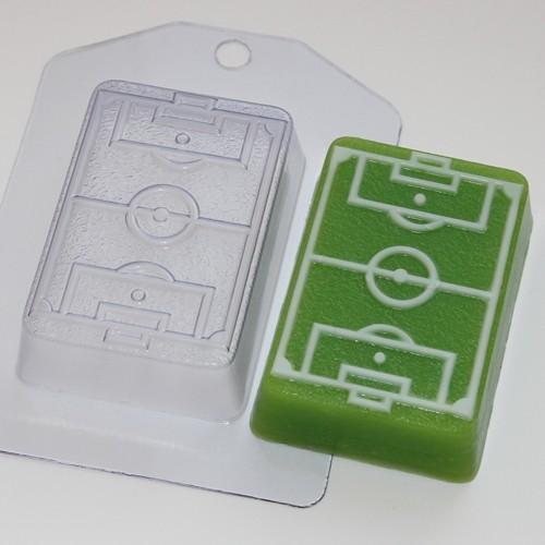 Пластиковая форма Футбольное поле