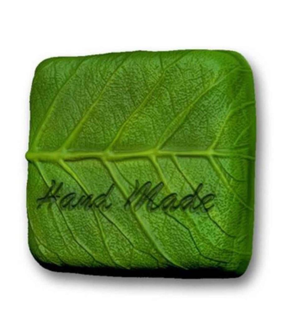 Пластиковая форма Лист HAND MADE