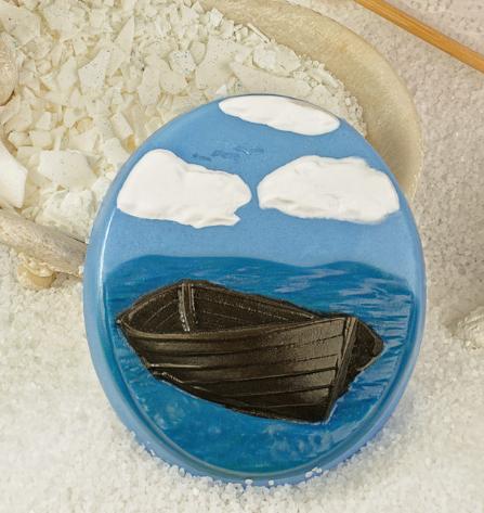 Пластиковая форма Лодка