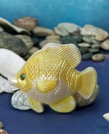 Пластиковая форма Рыбка