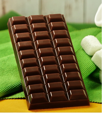 Пластиковая форма Шоколад темный