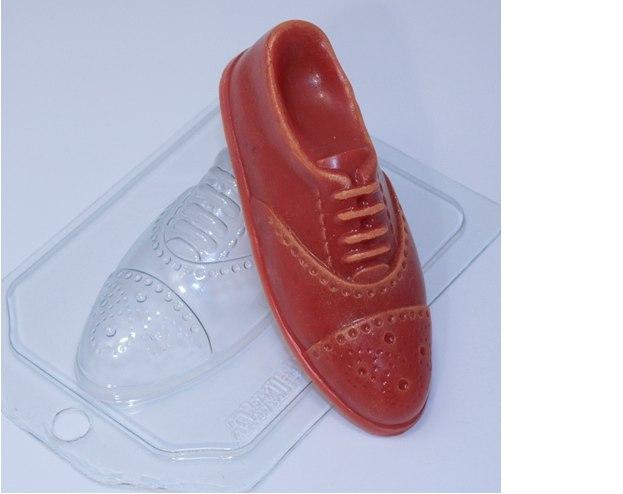 Пластиковая форма Ботинок