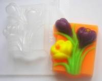 Пластиковая форма Крокусы