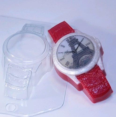 Пластиковая форма Часы наручные /кожаный браслет