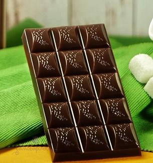 Пластиковая форма Шоколад воздушный