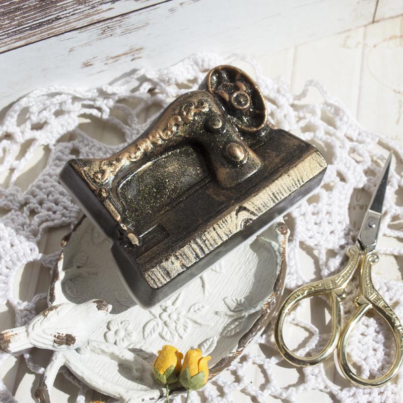 Пластиковая форма Швейная машинка