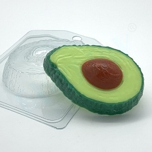 Пластиковая форма Авокадо