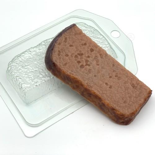 Пластиковая форма Черный хлеб