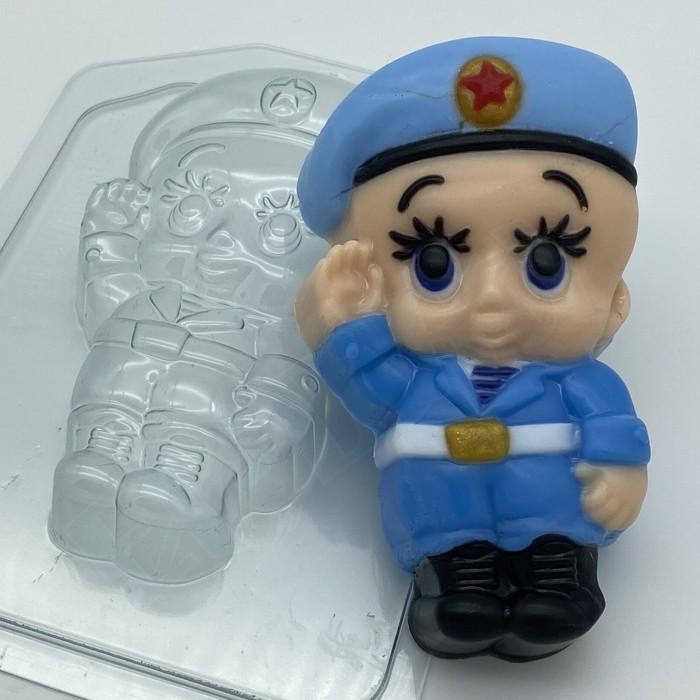 Пластиковая форма Малыш/Десантник
