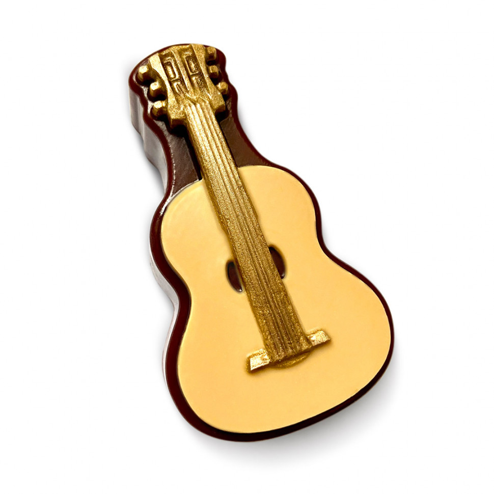 Пластиковая форма Гитара