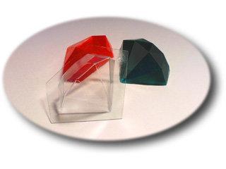 Пластиковая форма Драгоценный камень
