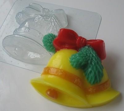 Пластиковая форма Колокольчики