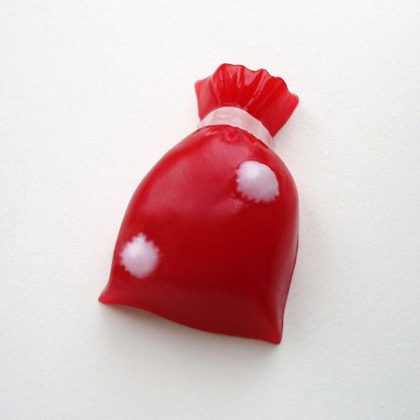 Пластиковая форма Мешок подарков (сингл0509)