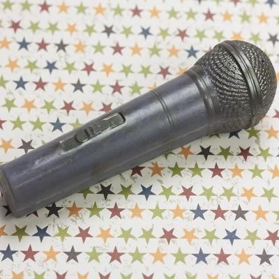 Пластиковая форма Микрофон