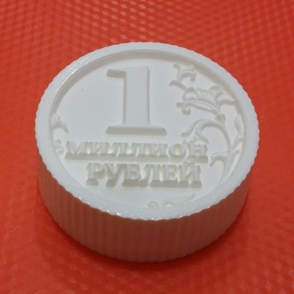 Пластиковая форма Миллион БП